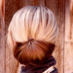 Day 20- the chignon
