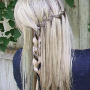 Day 30- The Waterfall Braid