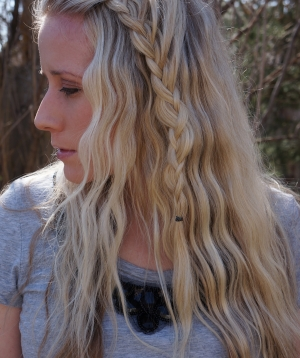 Unique Lace Braid