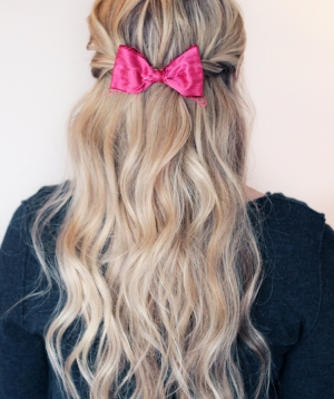 8 Ways to Style a Bow