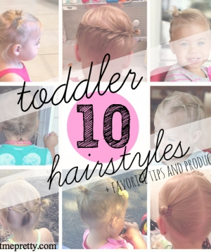 10 Creative Toddler Hairstyles
