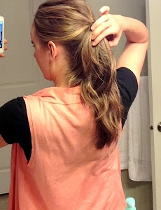 How to add length to your ponytail… without extensions!