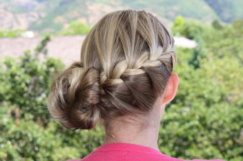 Wet Hairstyles Twist Pretty