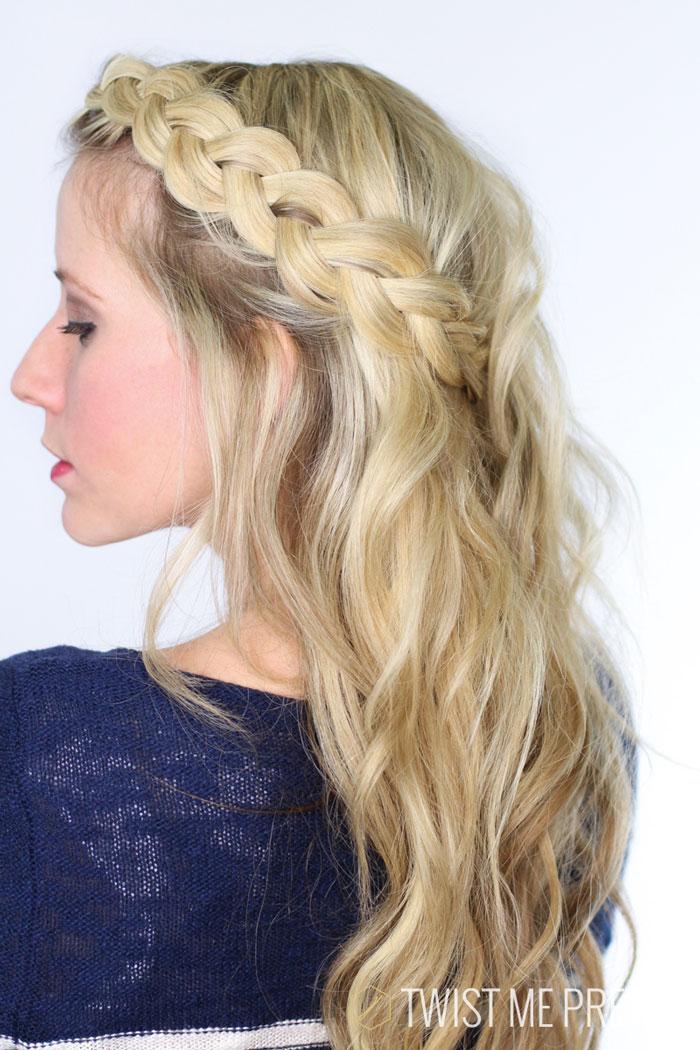 Soft Dutch Braid Day 15  Twist Me Pretty - Cute Girls Hairstyles Instagram
