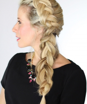 The Elsa Braid | Day 6