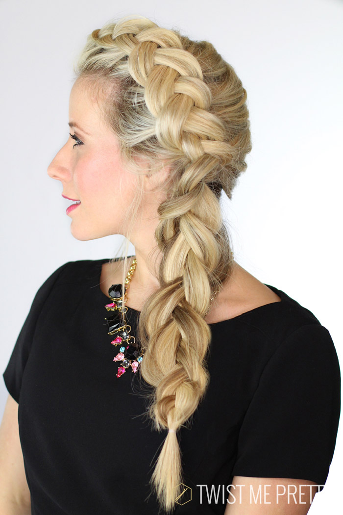 elsa hair style the elsa braid day 6 twist me pretty 1554