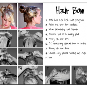The Ultimate Hairstyle Handbook!