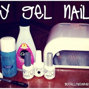 DIY Gel Nail Tutorial