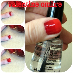 Valentine Nails by Kristie