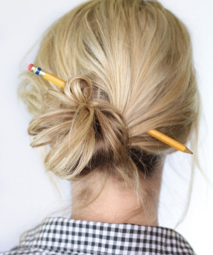 Pencil Bun | Day 23