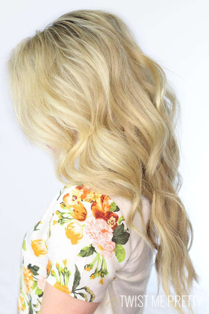 How To Perfectly Soft Curls Twist Me Pretty