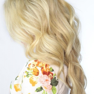 How to: Perfectly, soft curls