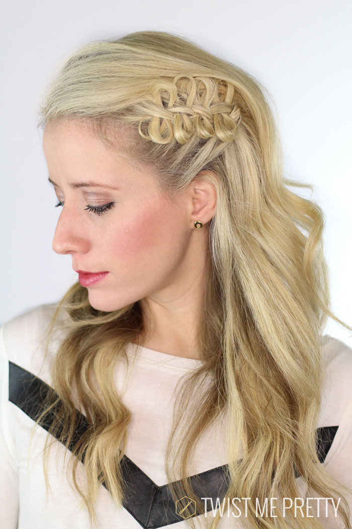 Admirable Hunger Games Bow Braid Adult Twist Me Pretty Hairstyle Inspiration Daily Dogsangcom