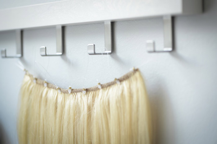Simple Hair Extensions As Seen On Tv Remy Indian Hair