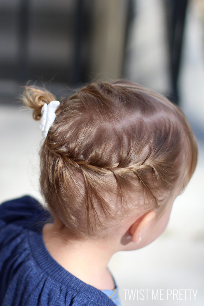 Hair Styles For Toddlers Styles For The Wispy Haired Toddler  Twist Me Pretty