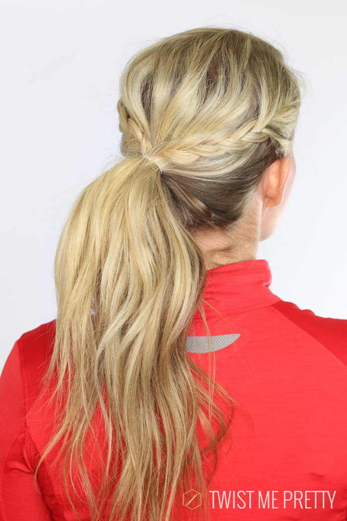 style1 workout hairstyles workout hairstyles