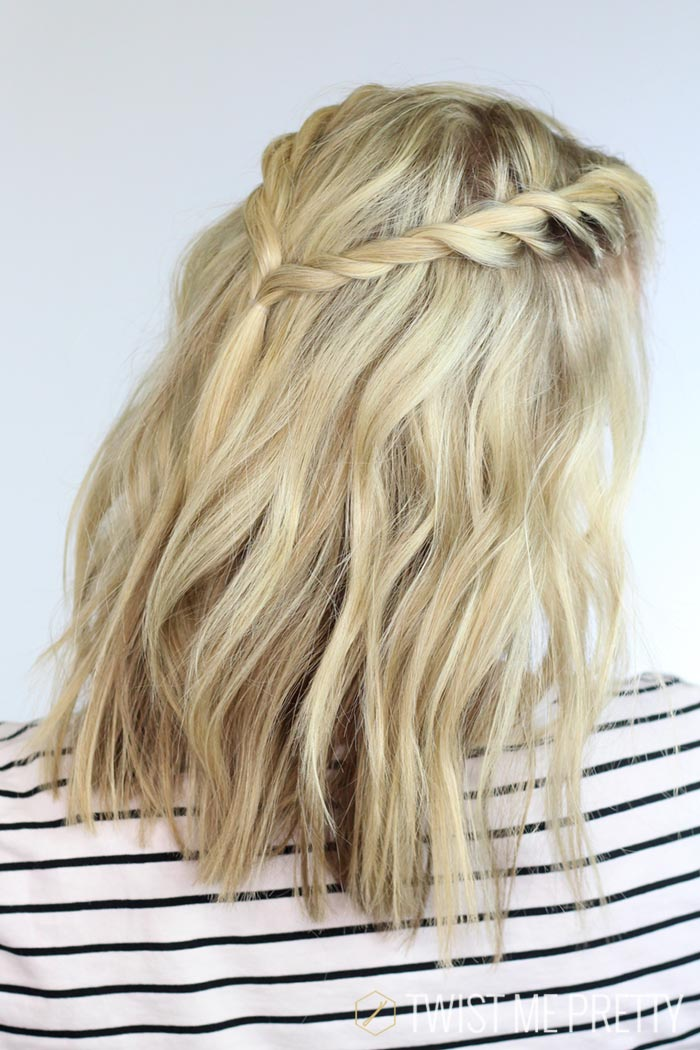 Reign Hairstyle