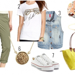 Finding a creative, casual style