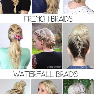 DIY | 4 basic braids