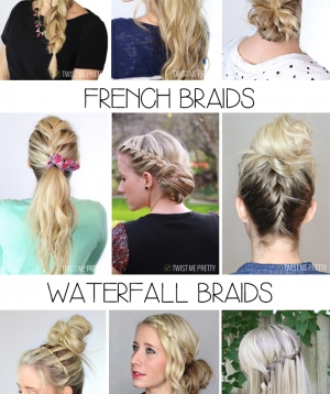 DIY | 4 basic braids