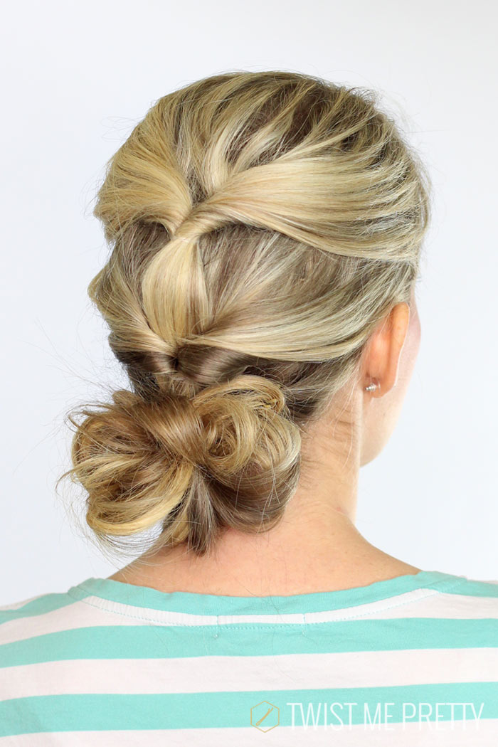 3 Buildable Summer Hairstyles Twist Me Pretty