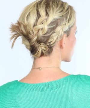 Summer Braided Twist