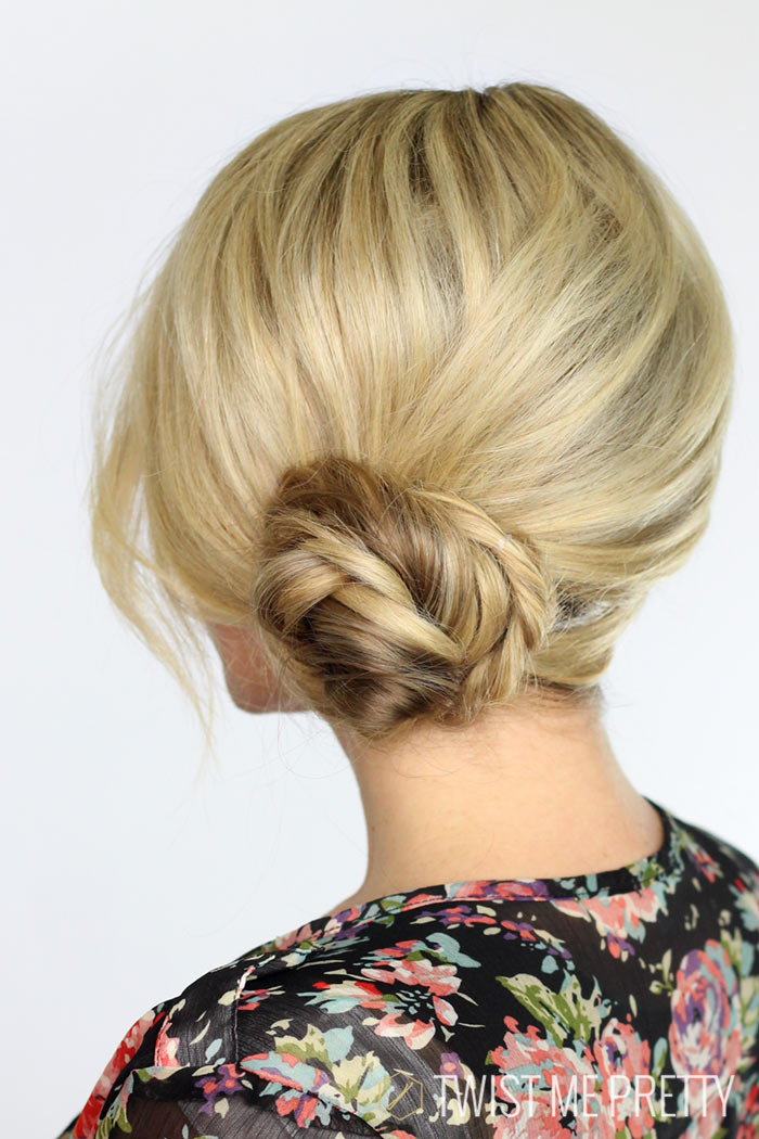 Four Basic Fishtail Styles Twist Me Pretty