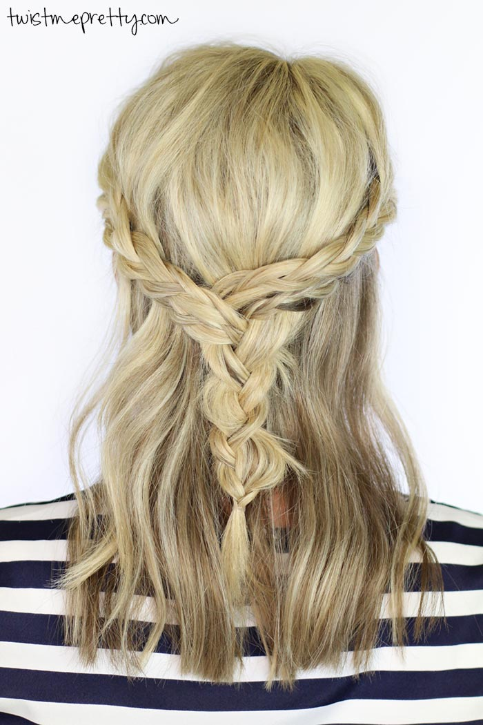 braids for medium length hair