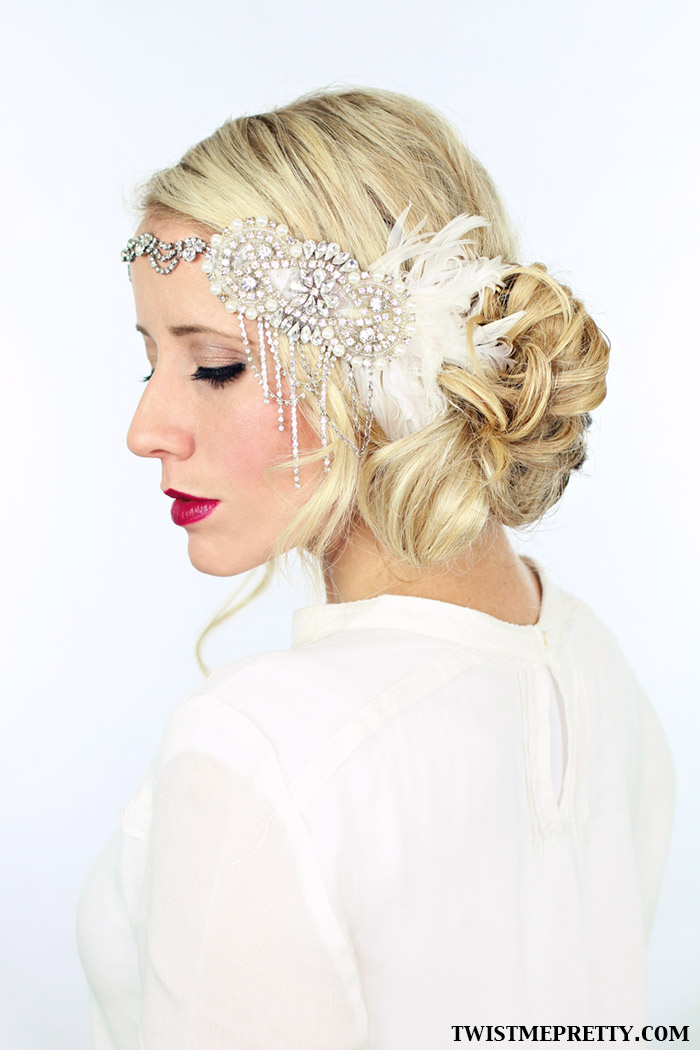 great gasby hair styles 2 gorgeous gatsby hairstyles for or a wedding 5124