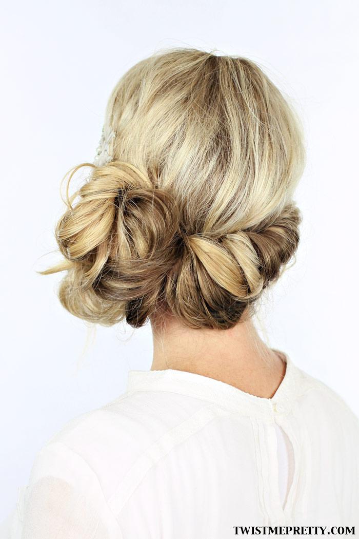 Groovy 2 Gorgeous Gatsby Hairstyles For Halloween Or A Wedding Twist Short Hairstyles Gunalazisus