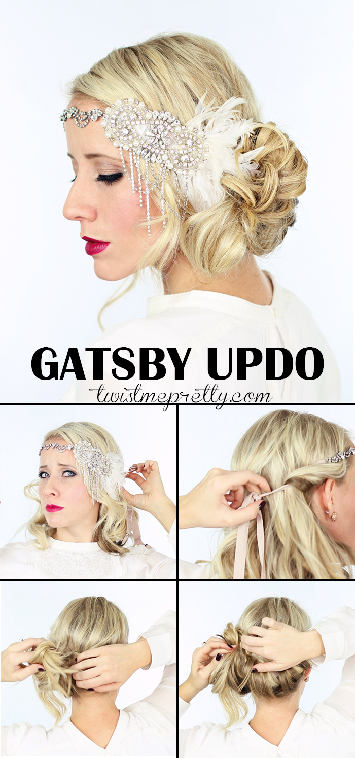 1920s Hairstyles For Women With Headband | Best Hairstyles Collections