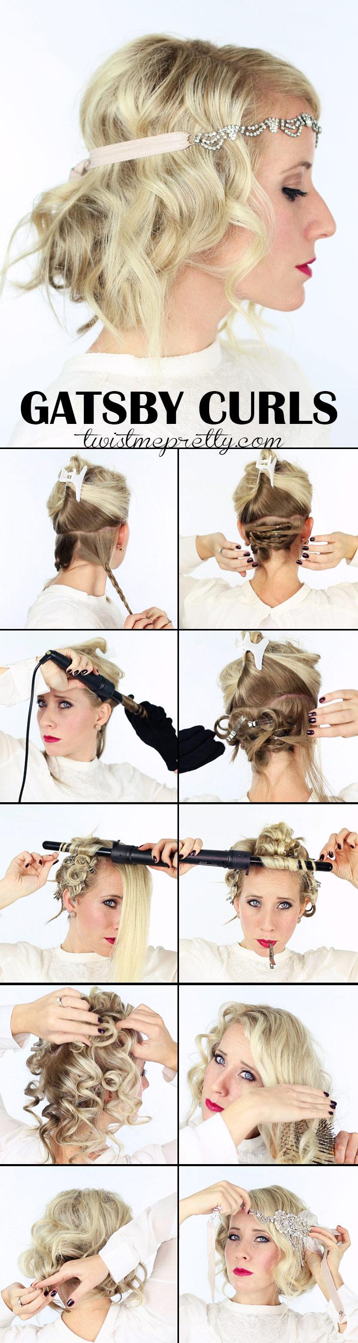 gatsby hairstyles