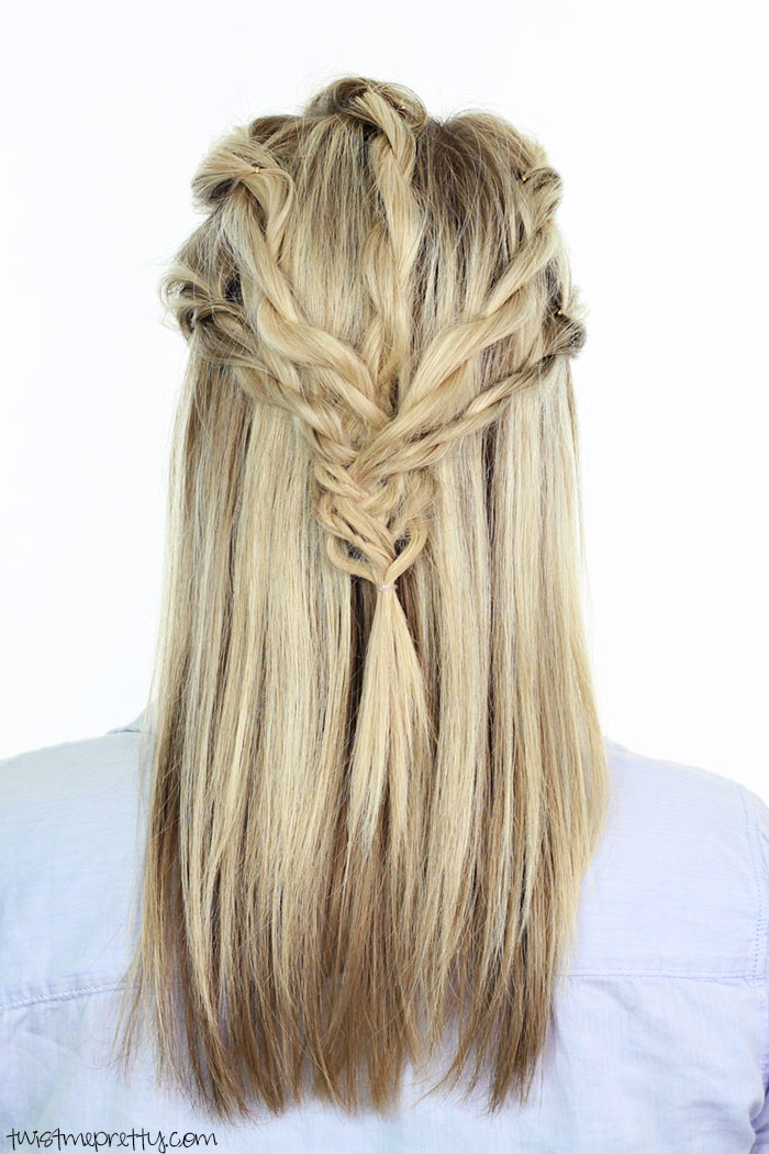 Hairstyles From Reign - Twist Me Pretty