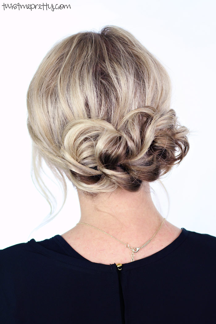 easy up do hair styles updo twist me pretty 2094
