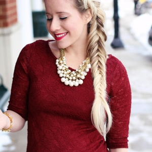 Dressing for Three – Valentines Day Edition