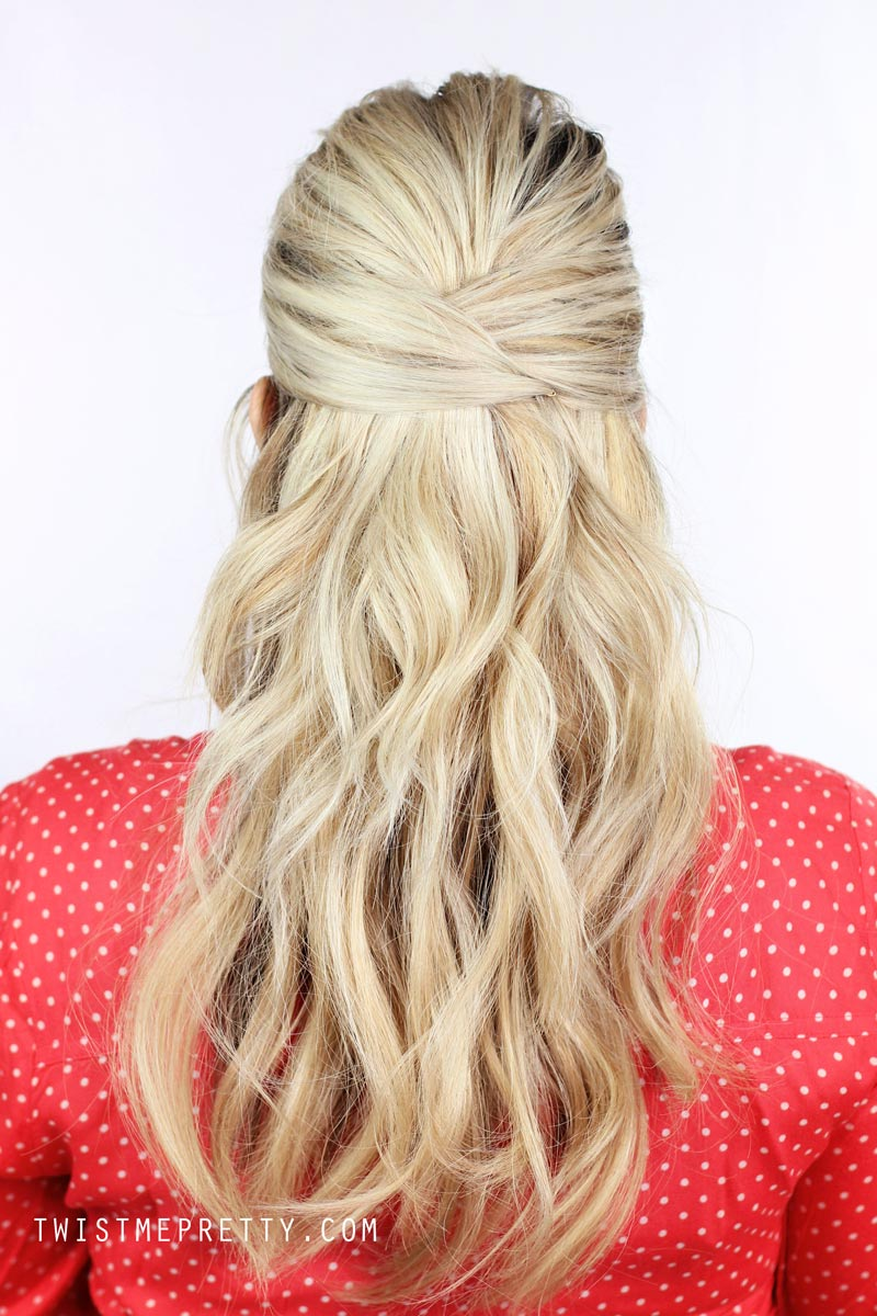3 Easy Summer Hairstyles Twist Me Pretty