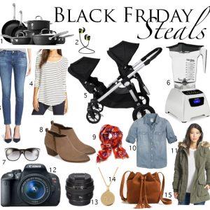Black Friday Steals