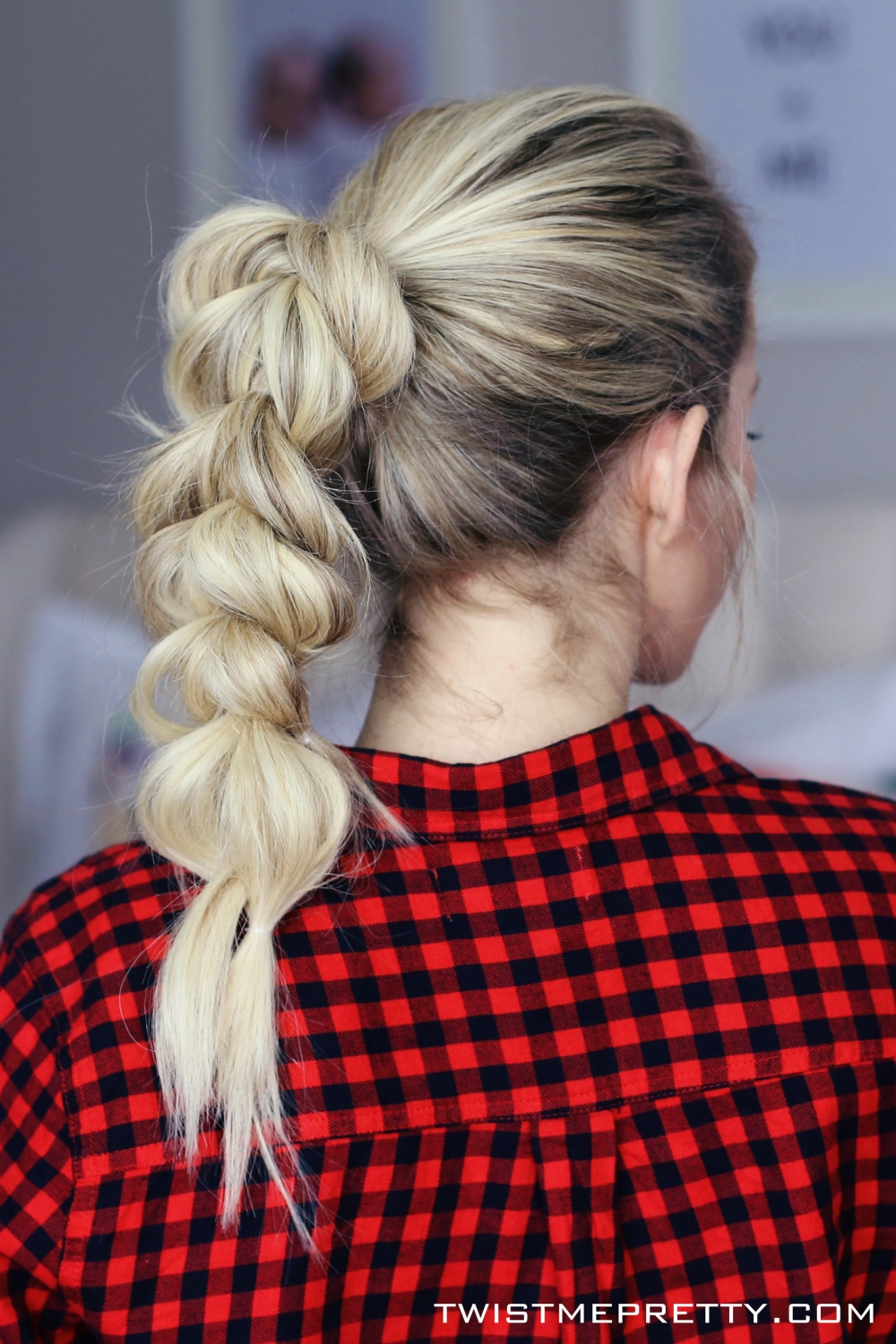 4 Hairstyles for Dirty Hair   Twist Me Pretty