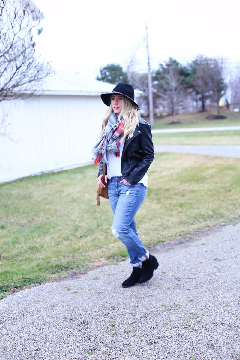 Abby loves boyfriend jeans