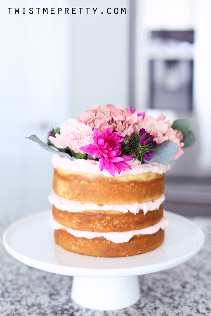 How To Make A Layer Cake For Beginners