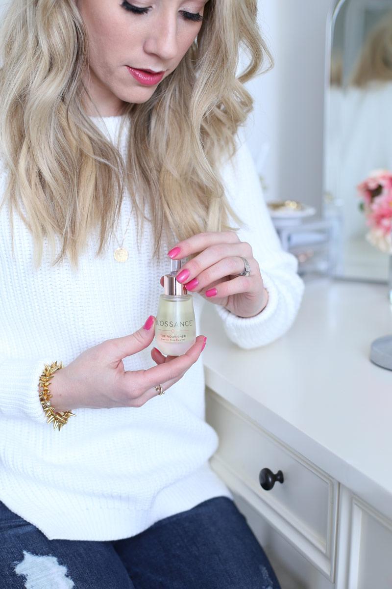Abby puts on perfume. Twist Me Pretty. 5 ways to self-love