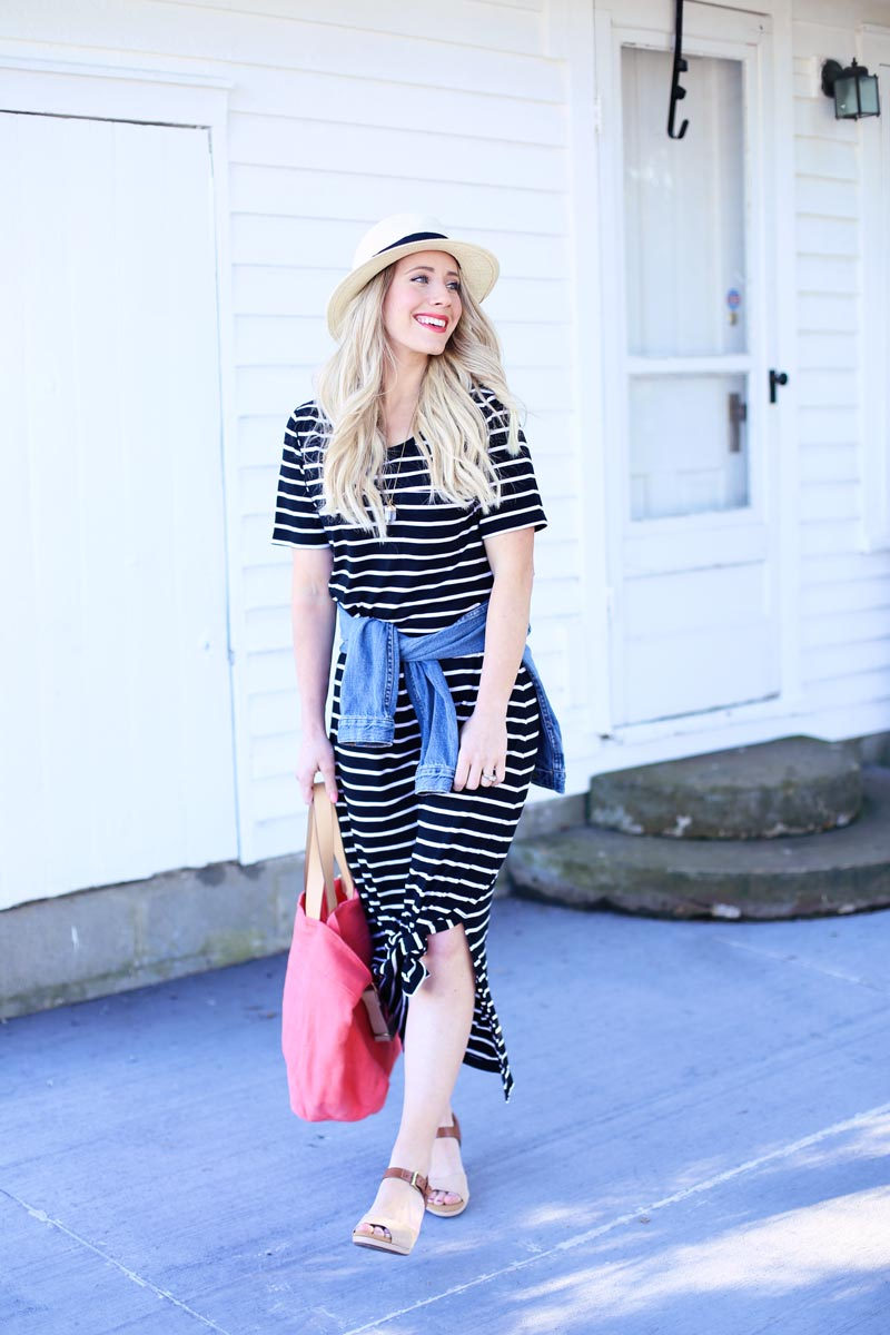 Stylish and happy - inspiration from Twist Me Pretty's Abby.