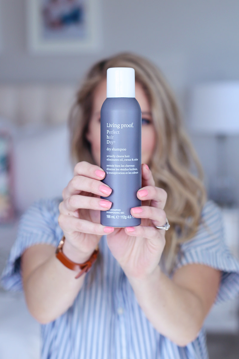 Living Proof's dry shampoo is fantastic.