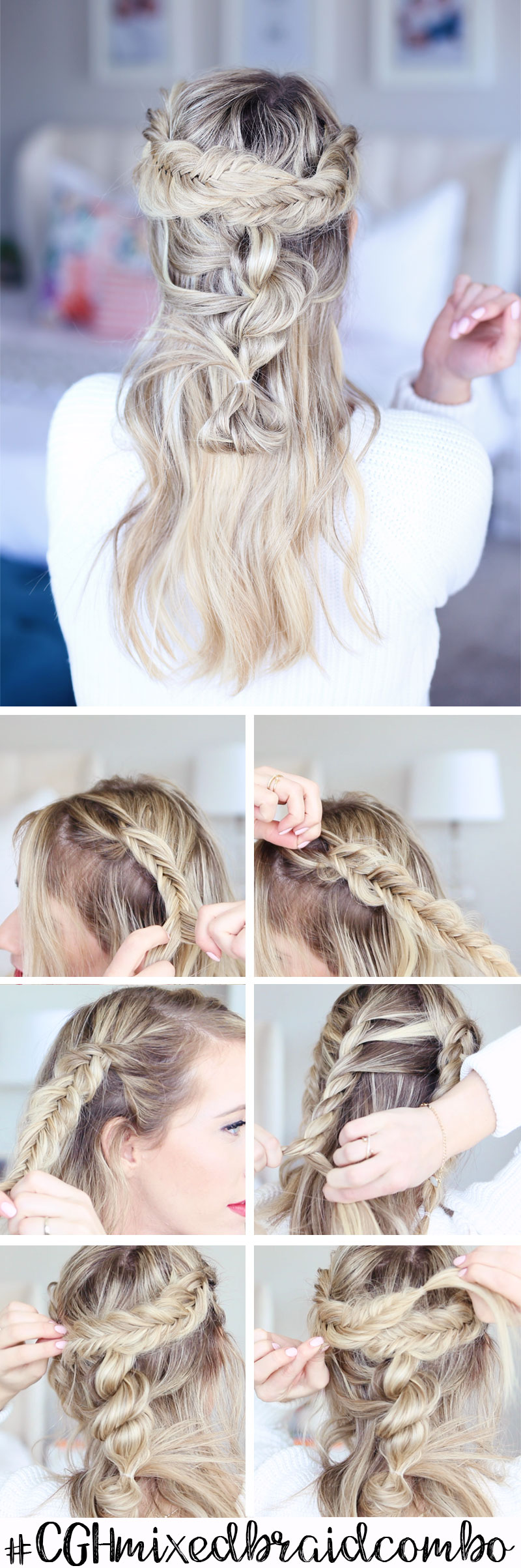 Mixed Braid
