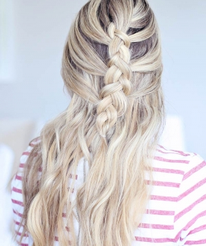 Four Hairstyles For Spring