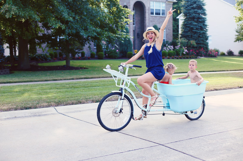 Peace out! Adventures with the Bucket Bike