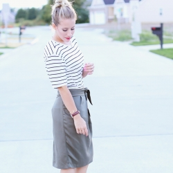 Sunday Style + You Are His - Abby of Twist Me Pretty