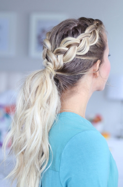 Day To Night Dutch Braid Hairstyles 2 Ways To Wear Them
