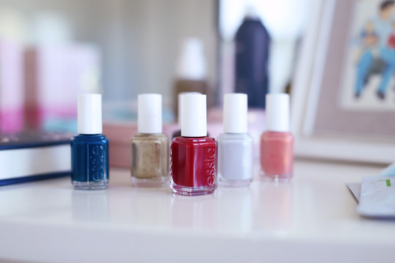 Abby loves Essie Nail Polish. Find out why at Twist Me Pretty.