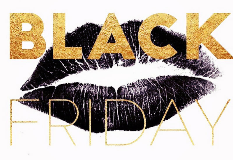 Black Friday Lipstain on Twist Me Pretty
